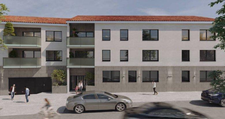 Achat / Vente appartement neuf La Tour-de-Salvagny coeur de ville (69890) - Réf. 3839