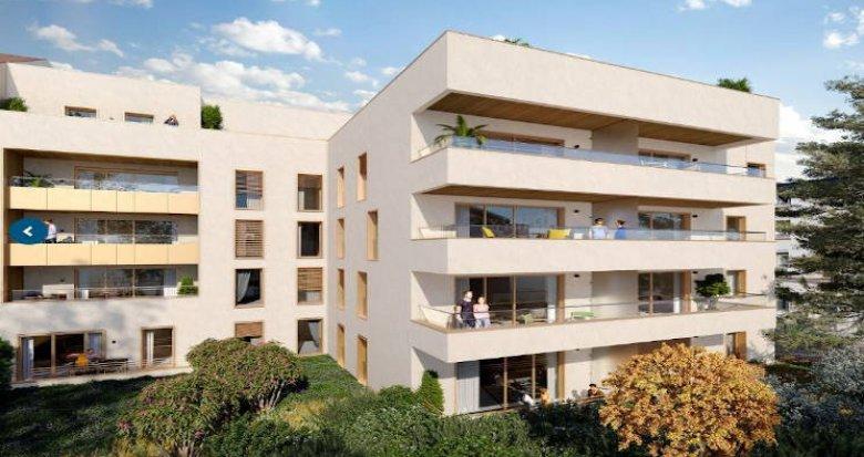Achat / Vente appartement neuf Lyon 03 aux pieds des transports (69003) - Réf. 4837