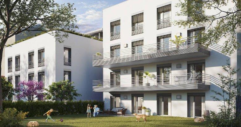 Achat / Vente appartement neuf Lyon 03 secteur Monchat (69003) - Réf. 5137