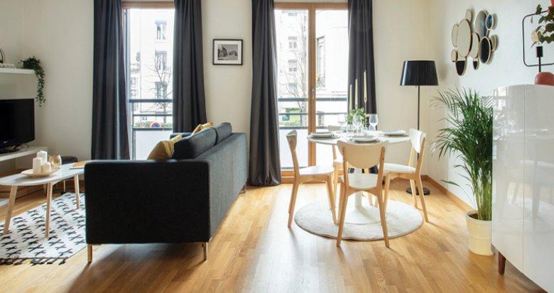 Achat / Vente appartement neuf Lyon 04 proche hôpital de la Croix-Rousse (69004) - Réf. 5565
