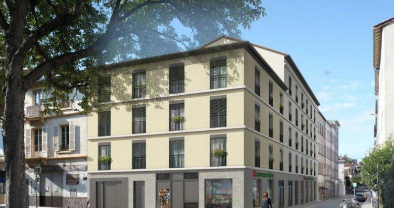 Achat / Vente appartement neuf Lyon 05 à 10 minutes de la place Bellecour (69005) - Réf. 5198