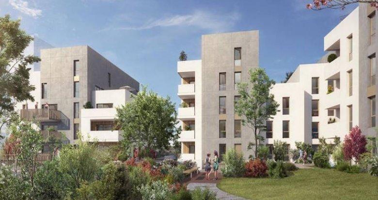 Achat / Vente appartement neuf Lyon 07 au pied du tramway (69007) - Réf. 4496