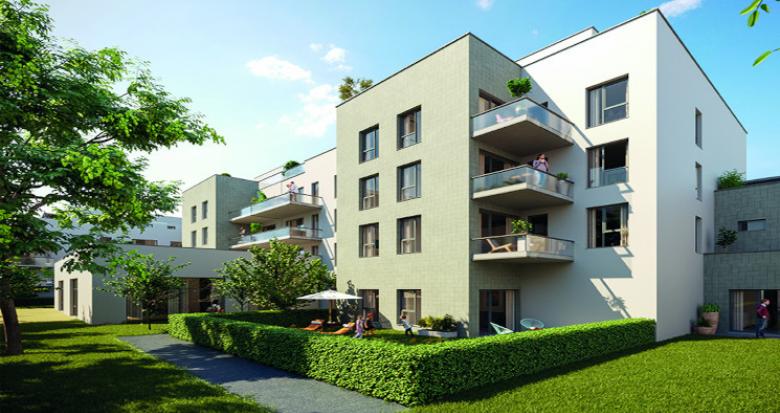 Achat / Vente appartement neuf Lyon 08 proche ligne tramway 4 (69008) - Réf. 5364