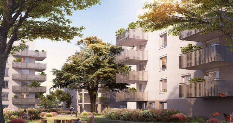 Achat / Vente appartement neuf Lyon 08 proche métro et tramway (69008) - Réf. 5700