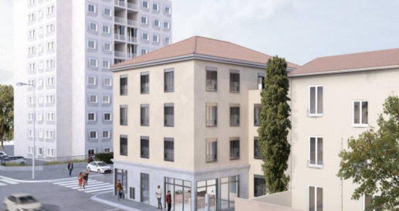 Achat / Vente appartement neuf Lyon 08 résidence étudiante quartier Grand Trou (69008) - Réf. 6254