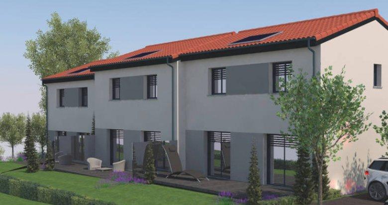 Achat / Vente appartement neuf Lyon 09 proche Gorge de Loup (69009) - Réf. 5717
