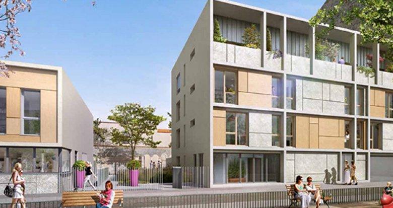 Achat / Vente appartement neuf Lyon 1 quartier Croix Rousse (69001) - Réf. 1468
