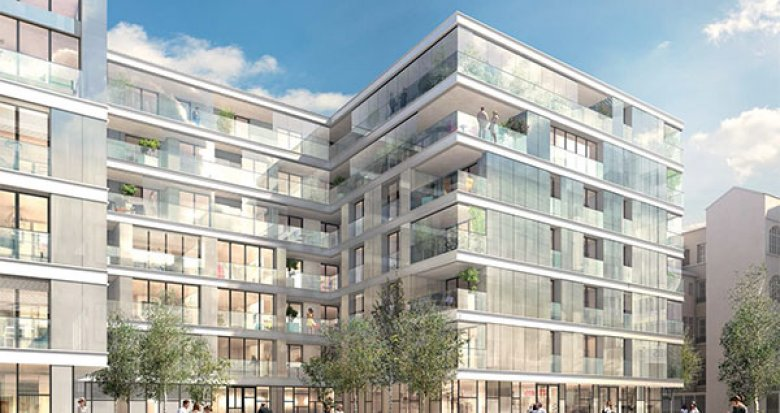 Achat / Vente appartement neuf Lyon 2 Place Bellecour (69002) - Réf. 987
