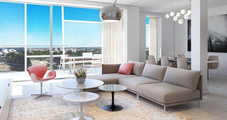 Achat / Vente appartement neuf Lyon 2 secteur de la Confluence (69002) - Réf. 1572