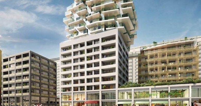 Achat / Vente appartement neuf Lyon 3 au cœur du quartier de la Part-Dieu (69003) - Réf. 1829