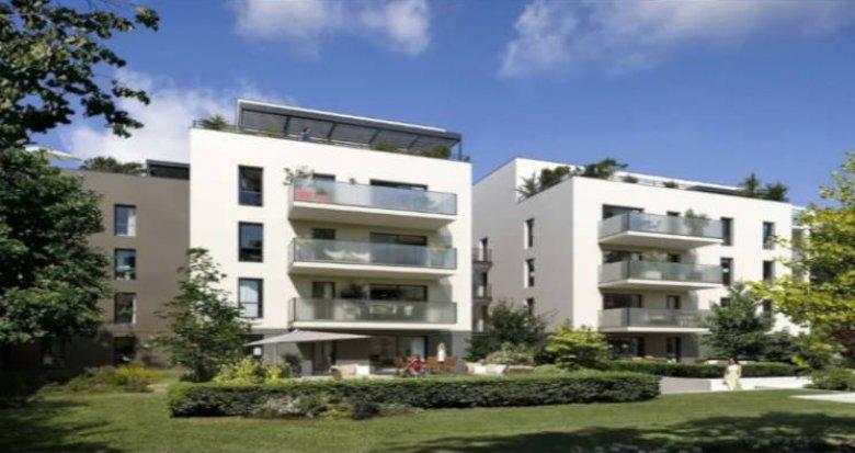 Achat / Vente appartement neuf Lyon 3 - Montchat (69003) - Réf. 3054