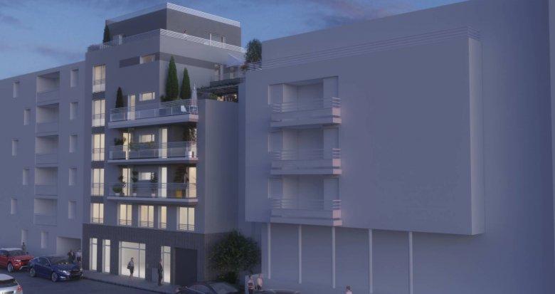 Achat / Vente appartement neuf Lyon 3 proche des commodités (69003) - Réf. 2231