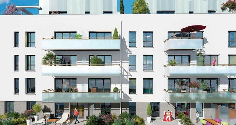 Achat / Vente appartement neuf Lyon 3 proche Grange Blanche (69003) - Réf. 1233