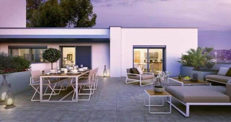 Achat / Vente appartement neuf Lyon 3 quartier Montchat (69003) - Réf. 684
