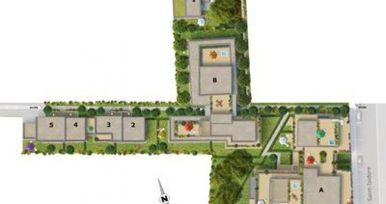 Achat / Vente appartement neuf Lyon 3 Quartier Montchat (69003) - Réf. 290