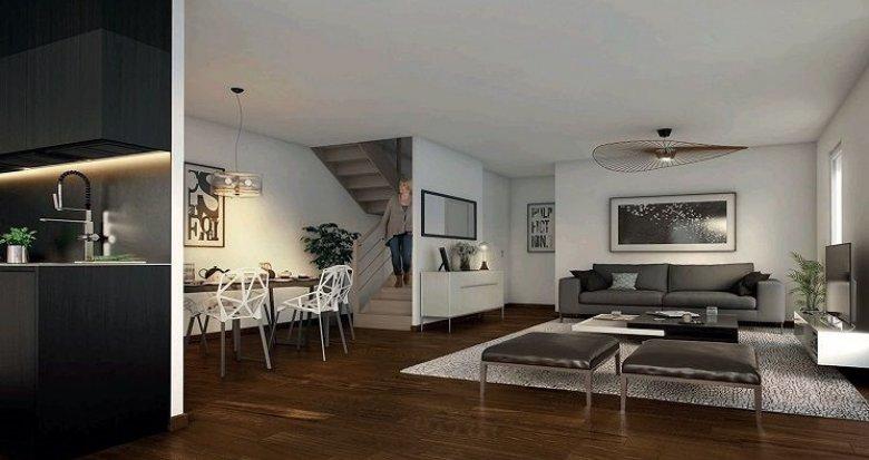 Achat / Vente appartement neuf Lyon 4 au cœur du quartier de la Croix-Rousse (69004) - Réf. 1060