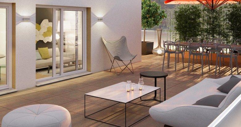 Achat / Vente appartement neuf Lyon 5 quartier le Point du Jour (69005) - Réf. 1880