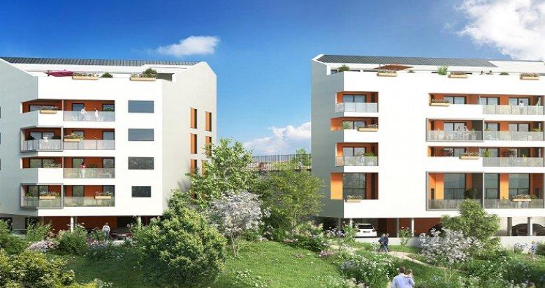 Achat / Vente appartement neuf Lyon 5 quartier Saint Irénée (69005) - Réf. 433