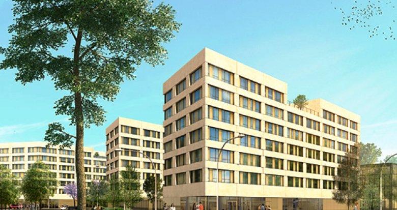 Achat / Vente appartement neuf Lyon 7 à côté des infrastructures sportives (69007) - Réf. 1478