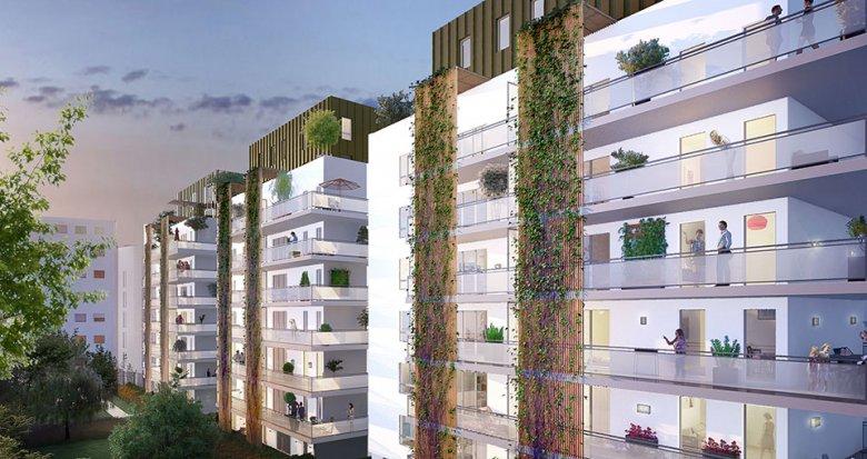 Achat / Vente appartement neuf Lyon 7 proche berges du Rhône face à Confluence (69007) - Réf. 1888