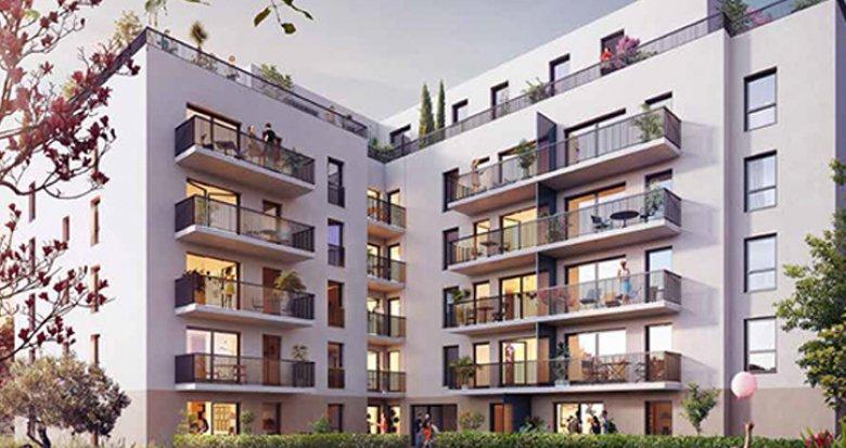 Achat / Vente appartement neuf Lyon 7, quartier Jean-Macé (69007) - Réf. 945