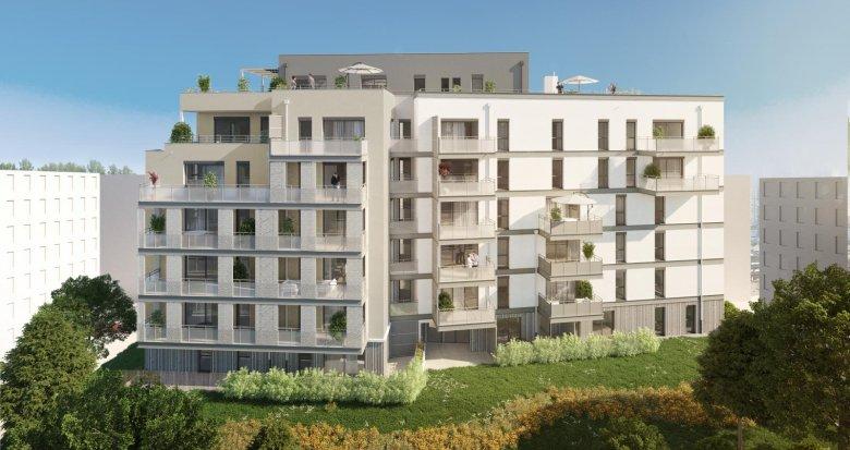 Achat / Vente appartement neuf Lyon 7ème, proche Halle Tony Garnier (69007) - Réf. 1850