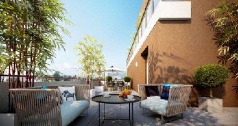 Achat / Vente appartement neuf Lyon 8 Montplaisir proche commodités (69008) - Réf. 2018