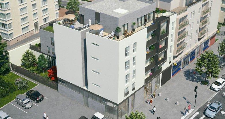 Achat / Vente appartement neuf Lyon 8 proche des écoles (69008) - Réf. 824
