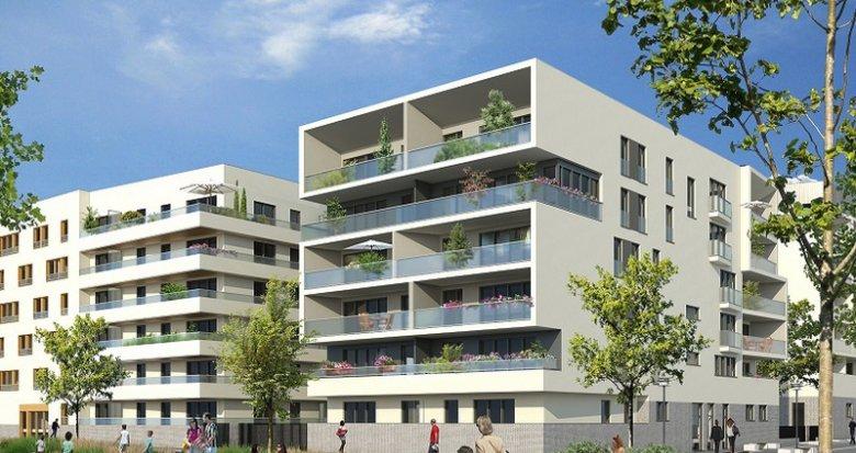 Achat / Vente appartement neuf Lyon 9 proche quais de Saône (69009) - Réf. 293