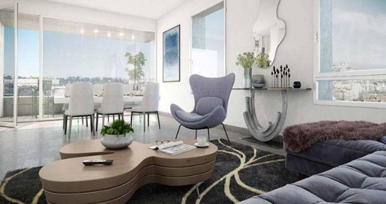 Achat / Vente appartement neuf Lyon au coeur de quartier Confluence (69002) - Réf. 4723