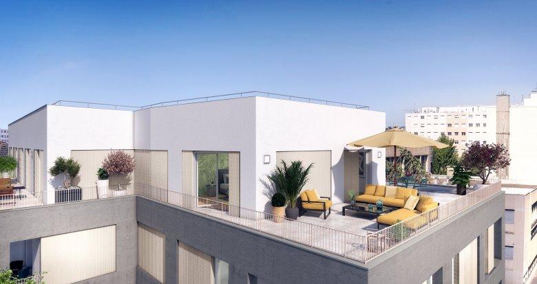 Achat / Vente appartement neuf Lyon proche Part-Dieu (69003) - Réf. 3518