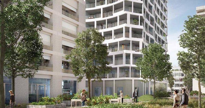 Achat / Vente appartement neuf Lyon  quartier Confluence (69002) - Réf. 3463