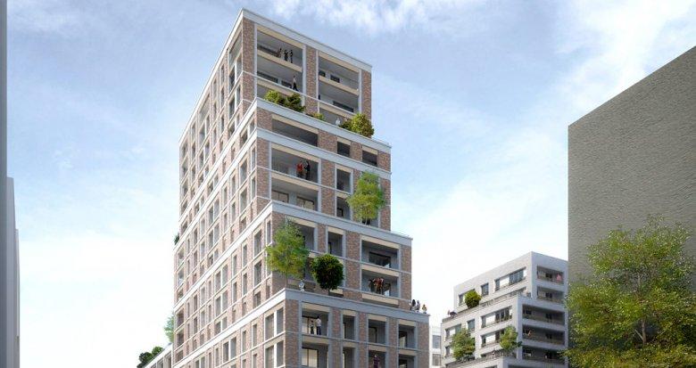 Achat / Vente appartement neuf Lyon quartier de Gerland (69007) - Réf. 1635