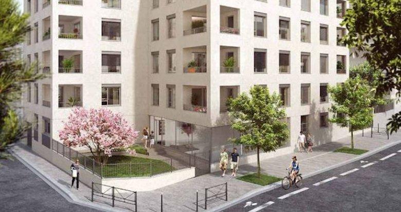 Achat / Vente appartement neuf Lyon quartier de Vaise (69009) - Réf. 3945