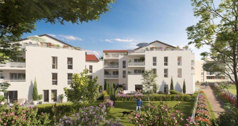 Achat / Vente appartement neuf Marcy-l'Etoile centre-ville (69280) - Réf. 5348