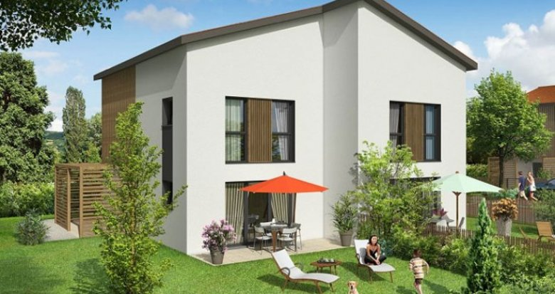 Achat / Vente appartement neuf Millery proche commerces (69390) - Réf. 1315