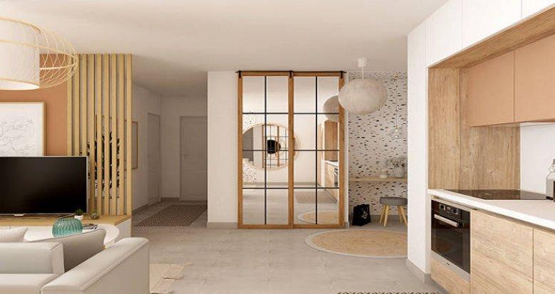 Achat / Vente appartement neuf Mions à moins de 8 min de la gare (69780) - Réf. 5302
