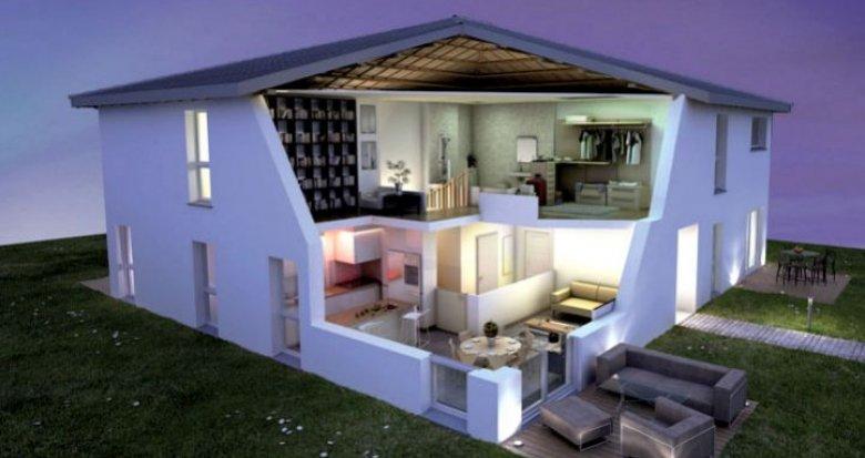 Achat / Vente appartement neuf Mions proche du centre-ville (69780) - Réf. 560