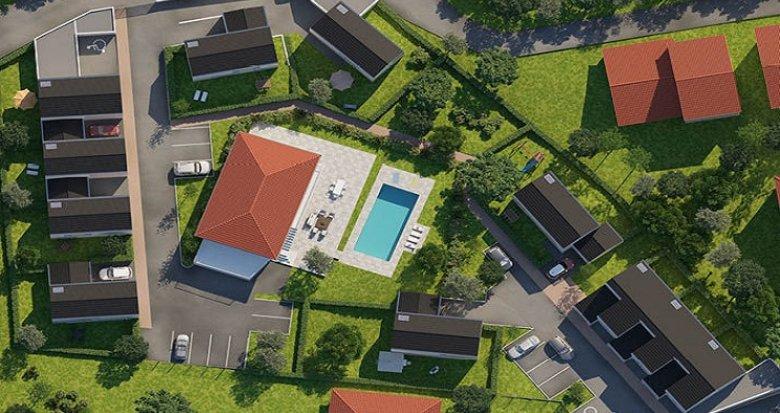 Achat / Vente appartement neuf Montagny proche centre-ville (69700) - Réf. 841