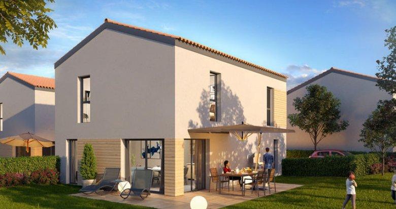Achat / Vente appartement neuf Mornant quartier résidentiel (69440) - Réf. 324