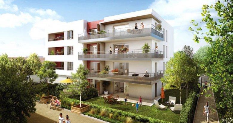 Achat / Vente appartement neuf Pierre-Bénite centre-ville (69310) - Réf. 1326
