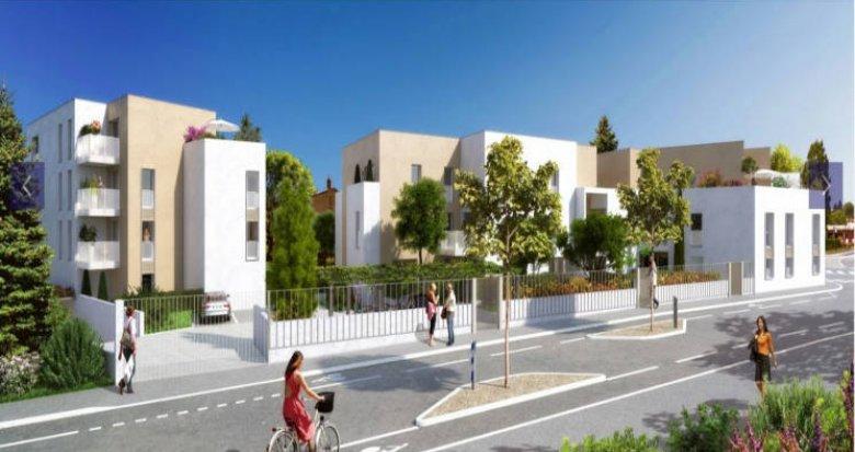 Achat / Vente appartement neuf Pierre-Bénite proche centre ville (69310) - Réf. 2887