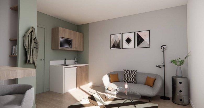 Achat / Vente appartement neuf Pierre-Bénite proche Parc Georges Manillier (69310) - Réf. 6120