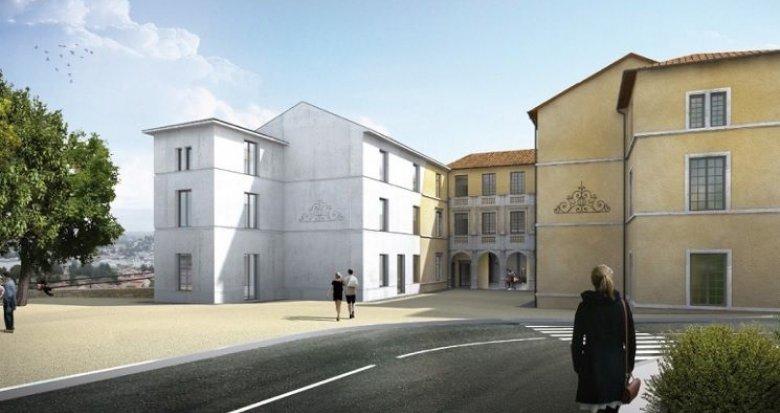 Achat / Vente appartement neuf Pierre-Bénite résidence étudiante CHU Lyon sud (69310) - Réf. 833
