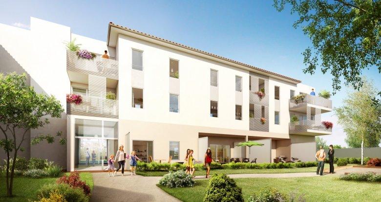 Achat / Vente appartement neuf Quincieux République (69650) - Réf. 1455