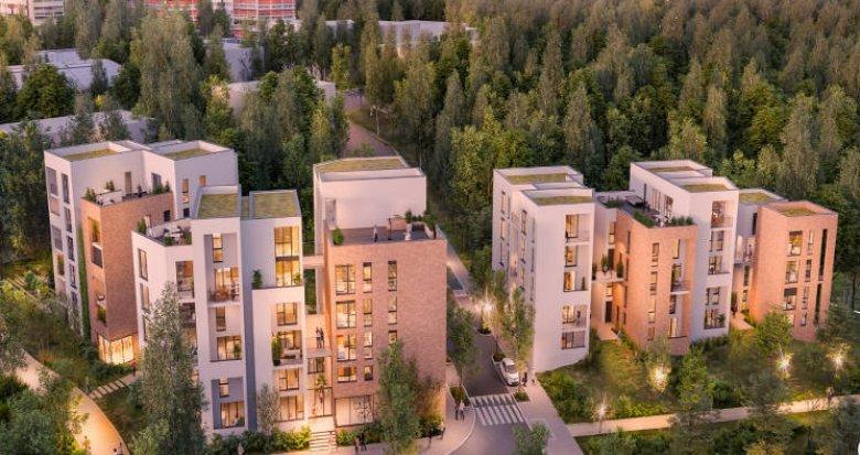 Achat / Vente appartement neuf Rillieux-la-Pape proche centre-ville (69140) - Réf. 4950