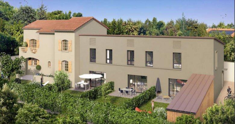 Achat / Vente appartement neuf Rillieux-la-Pape proche du Canal de Miribel (69140) - Réf. 6034