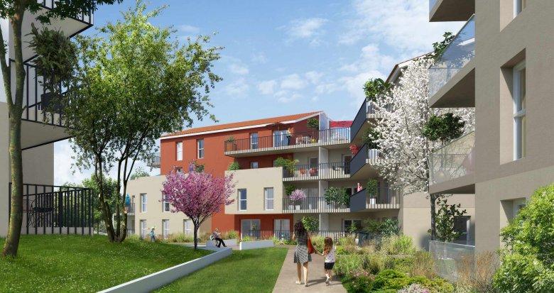 Achat / Vente appartement neuf Rillieux-la-Pape proche parc Brosset (69140) - Réf. 1517
