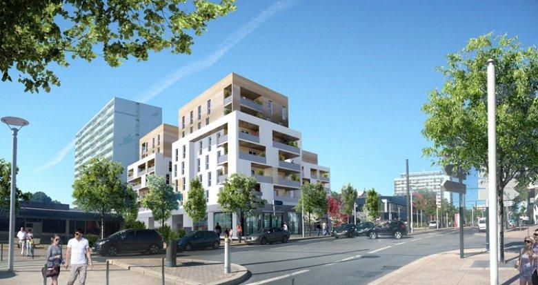 Achat / Vente appartement neuf Rillieux-la-Pape quartier Ostérode (69140) - Réf. 984
