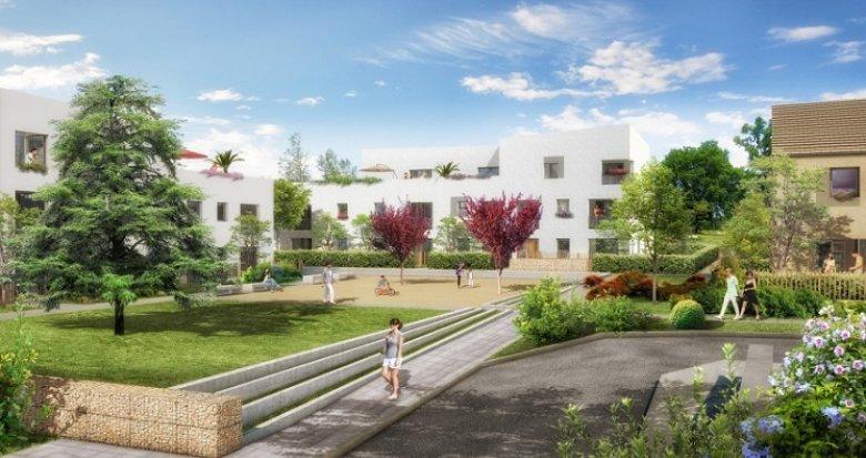 Achat / Vente appartement neuf Saint-Cyr-au-Mont-d'Or proche centre historique (69450) - Réf. 300